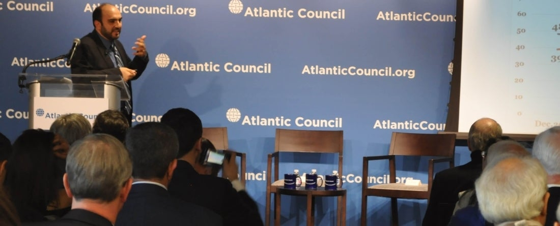 CISSM event at Atlantic Council